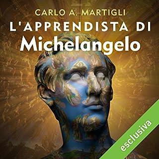 L'apprendista di Michelangelo copertina