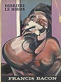 Francesis Bacon Derriere le Miroir No. 162 - Litografía (15,6 x 27,9 cm), color marrón