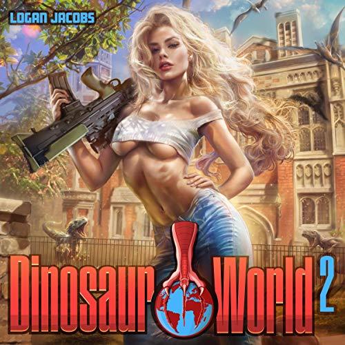 Dinosaur World 2 cover art