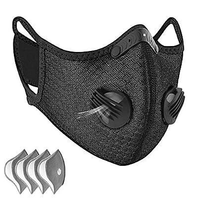 carbon mask filter