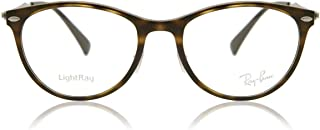 Ray-Ban RX7160 Square Eyeglass Frames Non Polarized Prescription Eyewear