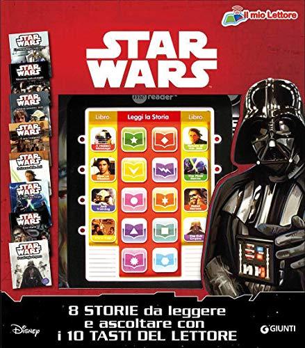 Star Wars. Il mio primo lettore. Con gadget