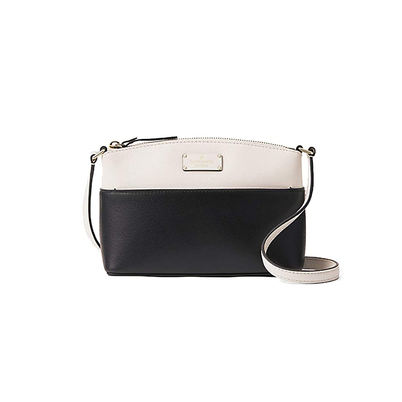 名詞子音フリンジkate spade GROVE STREET MILLIE WKRU4194 BLACK/CEMENT(091) [並行輸入品]