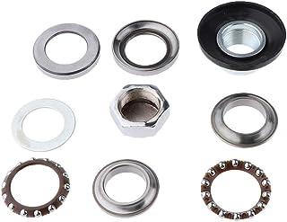 no logo SXM-SXM Black Metal Steering Fork Bearing Set for Honda CRF/XR50 CT70 CT90 Z50 Mini Trail Bearing