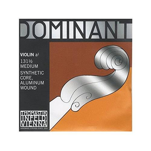 Thomastik-Infeld 1311/2 Dominant A-Saite für Violine (1/2 Mensur, Nylonkern, Aluminiumumwicklung, mittlere Stärke)