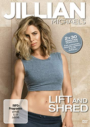 Jillian Michaels - Lift and Shred [Alemania] [DVD]