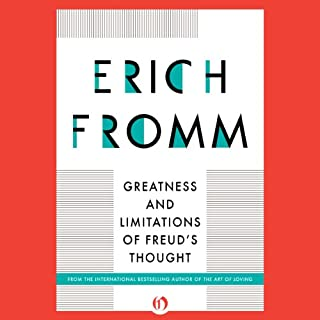 Greatness and Limitations of Freud's Thought Titelbild