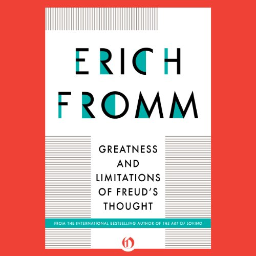 Couverture de Greatness and Limitations of Freud's Thought