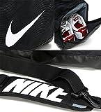 Nike Unisex Sporttasche Brasilia 6, schwarz, 62 x 33 x 35 cm, 62 Liter, BA4829-001 - 2