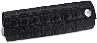 ghd - Neceser térmico y funda de transporte para plancha de pelo, negra (R9-2013ROLLMAT)