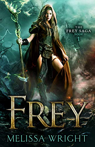Frey (The Frey Saga Book 1) (English Edition)