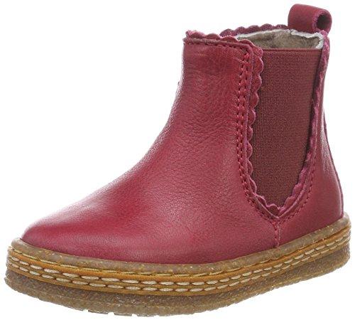 Bisgaard Baby Mädchen 21254218 Stiefel, Pink (4008 Pink), 24 EU
