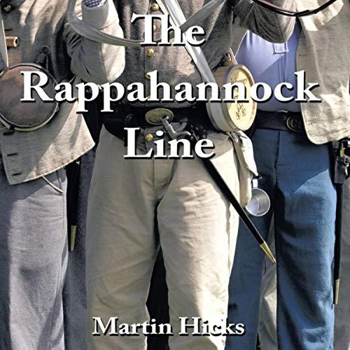 Couverture de The Rappahannock Line