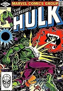 Incredible Hulk (1962 series) #270