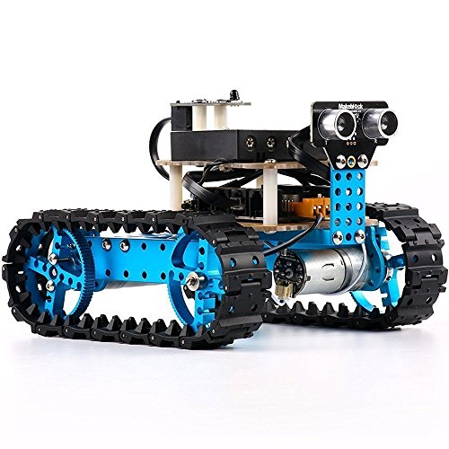 Makeblock Starter 2-in-1 Robot Kit - STEM Education - Arduino - Scratch 2.0 - Programmable Robot Kit for Kids to...