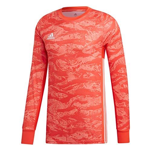 adidas Kinder AdiPro 18 Goalkeeper Jersey Longsleeve Torwarttrikot, semi solar red, 164
