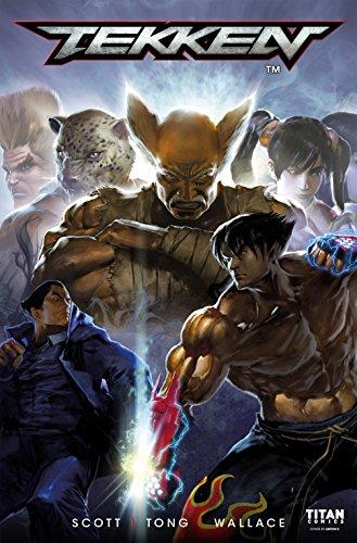 Amazon Com Tekken 3 Ebook Scott Cavan K Anton Tong Andie Kindle Store