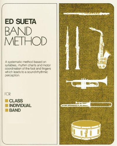 M-101CD - Ed Sueta Band Method Flute Book 1 Book/Online Audio