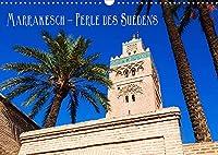 Marrakesch - Perle des Suedens (Wandkalender 2022 DIN A3 quer): Szenen aus der Altstadt Marrakeschs (Monatskalender, 14 Seiten )
