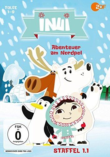 Inui - Abenteuer am Nordpol - Staffel 1.1 Folge 1-9