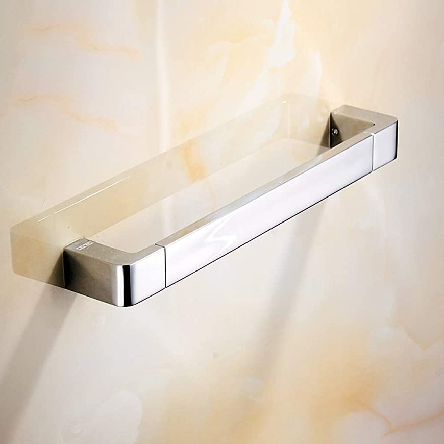 制約唯物論引数浴室用シャワーの手すり 浴室用手すり浴室用トイレ銅バリアフリー手すり安全手すり (Color : B)