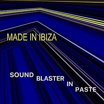 Sound Blaster in Paste