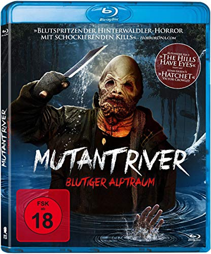Mutant River - Blutiger Alptraum - Uncut Edition [Blu-ray]