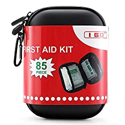 best first aid kit reviews, first aid kits, best mini first aid kit, i go compact first aid kit