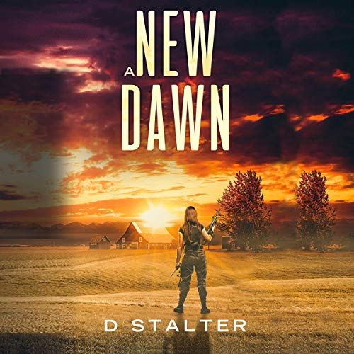 A New Dawn: Post Apocalyptic Woman cover art