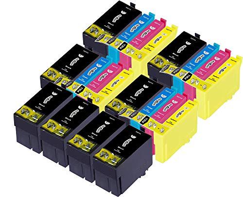 20 Douglas Inks Cartuchos de Tinta compatibles con Epson 27XL Epson 27 Epson...
