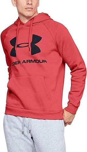 Under Armour Da Uomo Tecnico Mezza Zip Top Camicia a Maniche Lunghe Performance collo alto