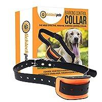 Ticktockpets–Collier Anti Aboiement pour chien–Annonce principale