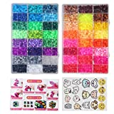 9600Pcs 5mm 48Colors DIY Fuse Beads Water Sticky Magic Aqua Beads Art Craft Toys para niños Adultos