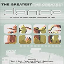 Compilation dance : The greatest dance