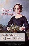 Orgueil et Préjugés - Le chef-d'œuvre de Jane Austen - (Edition intégrale avec les illustrations originales de C. E. Brock): Pride and Prejudice (LITTERATURE ETRANGERE) - Format Kindle - 0,99 €