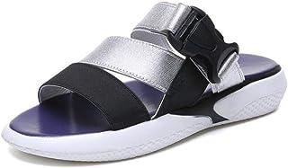 XL_nsxiezi Zapatillas de Playa para Mujer con Sandalias para Mujer