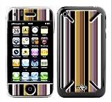 Upper Coque 3D iPhone 3G/3GS Sixties Purple & Orange