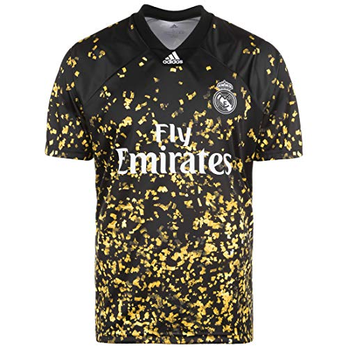 adidas Performance Real Madrid EA Trikot Herren schwarz/Gold, XXL