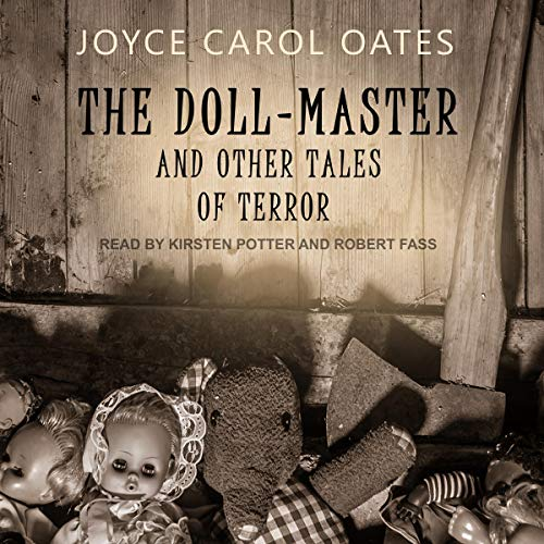 Couverture de The Doll-Master