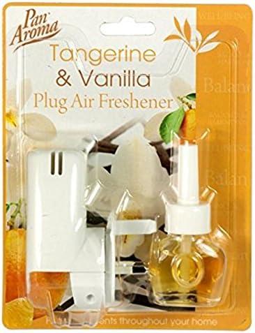 Pan Aroma Plug Lufterfrischer 20 Ml Lotus Blossom Küche Haushalt
