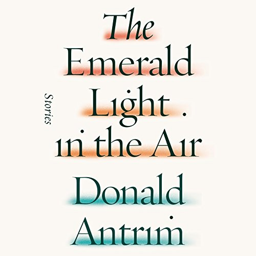The Emerald Light in the Air audiobook cover art
