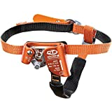 Climbing Technology Quick Step Foot Ascender, Right Foot, Orange