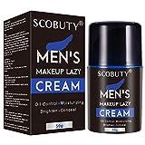 BB creme, CC Creme, Líquida Fundación, Base de Maquillaje, Base Líquida para los hombres, Textura refrescante, ligera y transpirable, mostrando una piel impecable