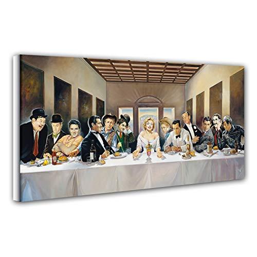 Renato Casaro Kunstdruck Invitation - Leinwand (120 x 60 cm)