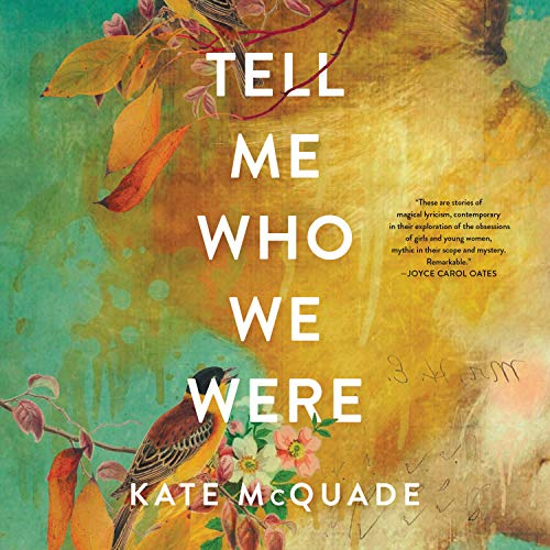 Couverture de Tell Me Who We Were