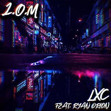 LXC (feat. Ryan Orion)