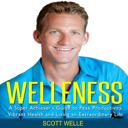 Welleness audiobook cover art