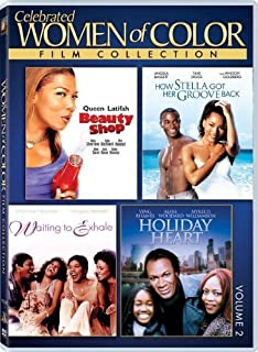 Celebrated Women of Color Film Collection: Volume 2