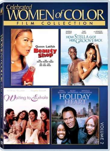Celebrated Women of Color Film: Volume Two (Beauty Shop / How Stella Got Her Groove Back / Waiting to Exhale / Holiday Heart)