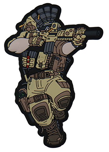 TACOPSGEAR SOF - Patch - US Navy Seal Operator